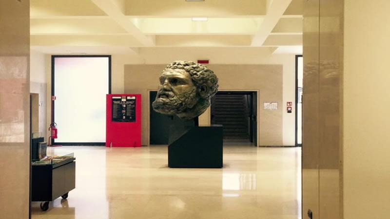 Taranto il Museo Archeologico MARTA