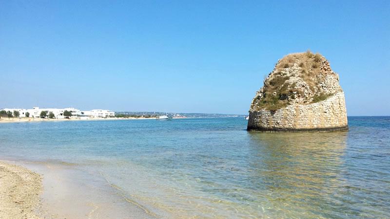 Torre Pali Mare Spiaggia Salento