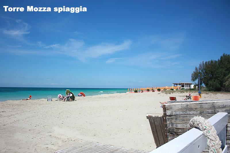 Case vacanze torre mozza affitti marina di ugento salento - Torre specchia spiaggia ...