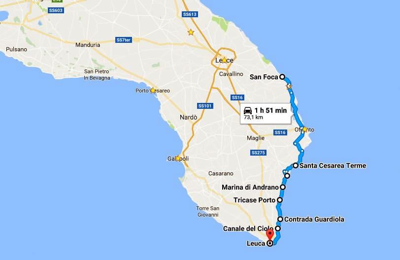 Salento – Puglia le vacanze estate 2018