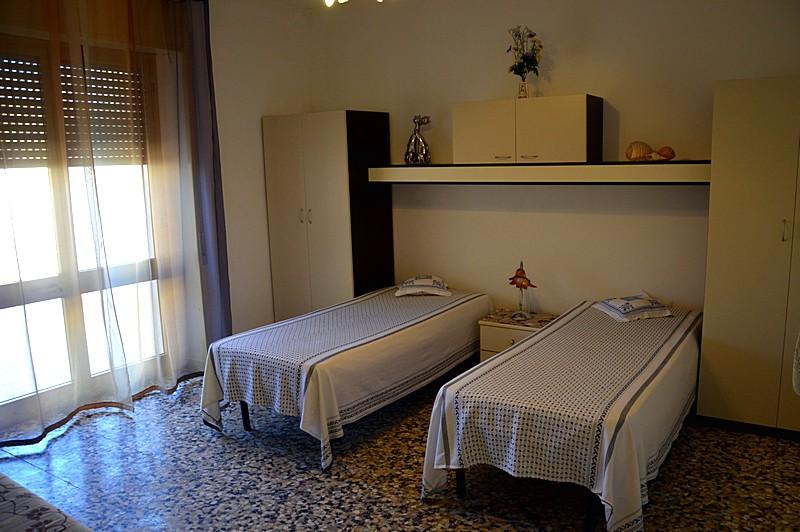 appartamento al piano terra con 3 camere da letto e 50 mt