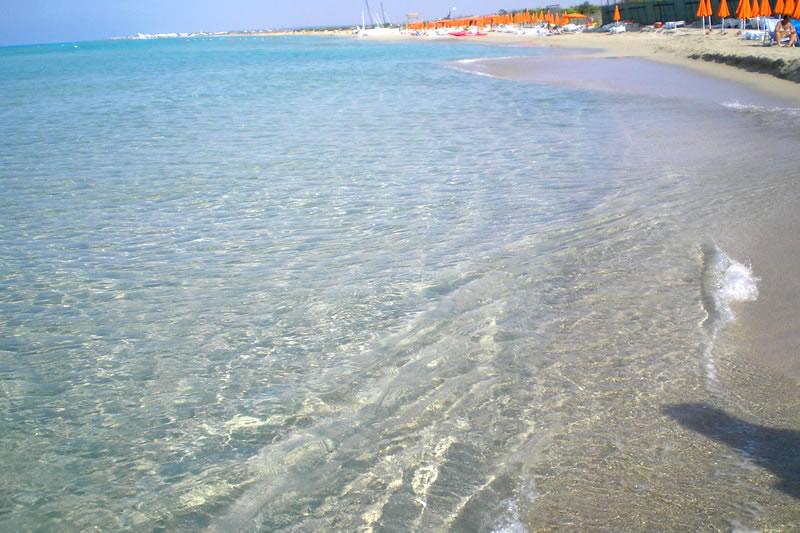 lido marini spiaggia salento