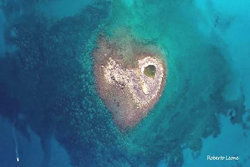 salento isola cuore