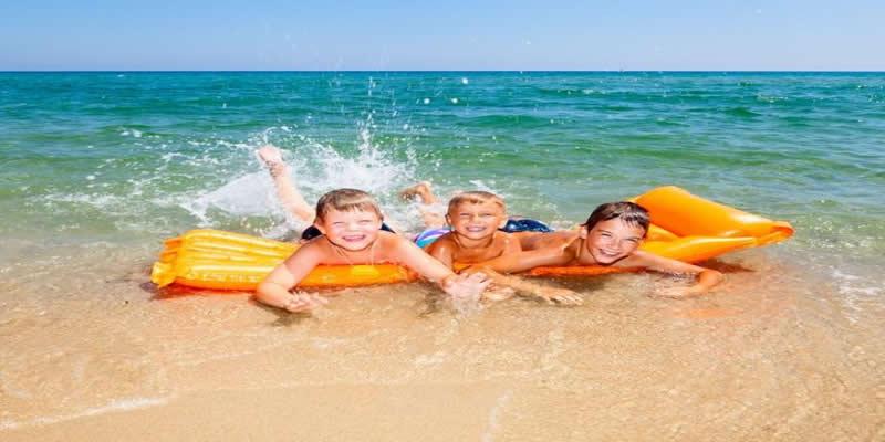 salento spiagge per bambini