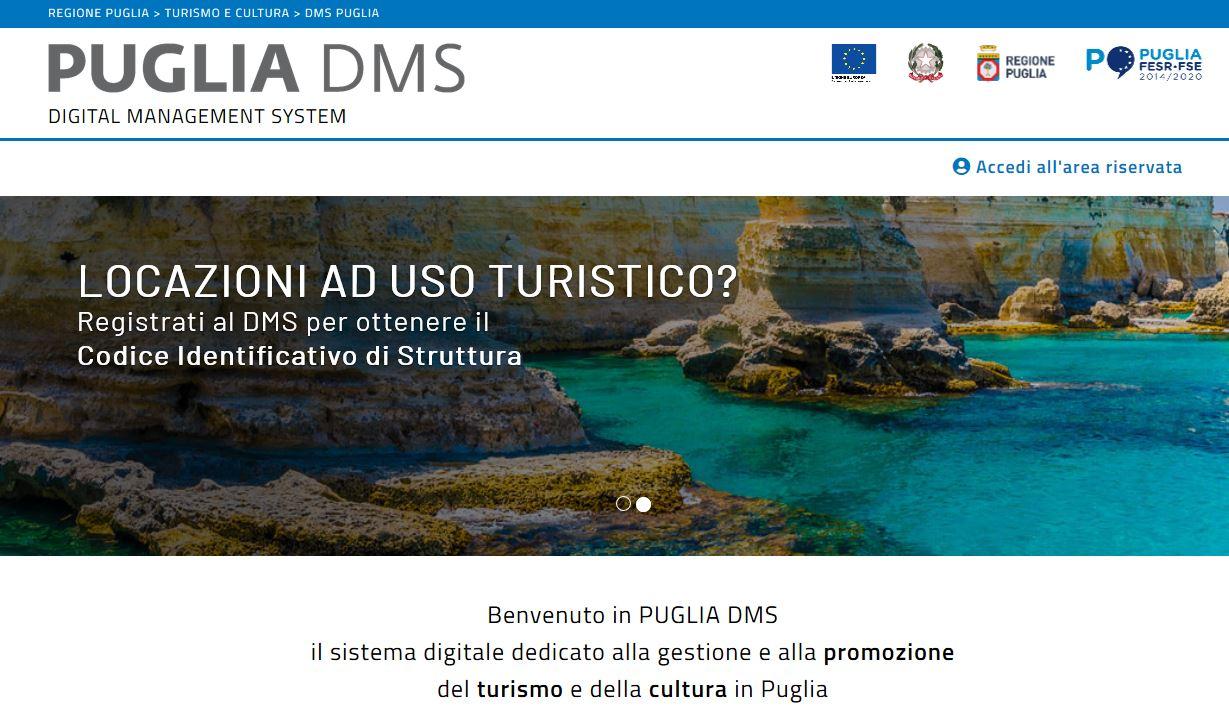 DMS Puglia Locazione Turistico