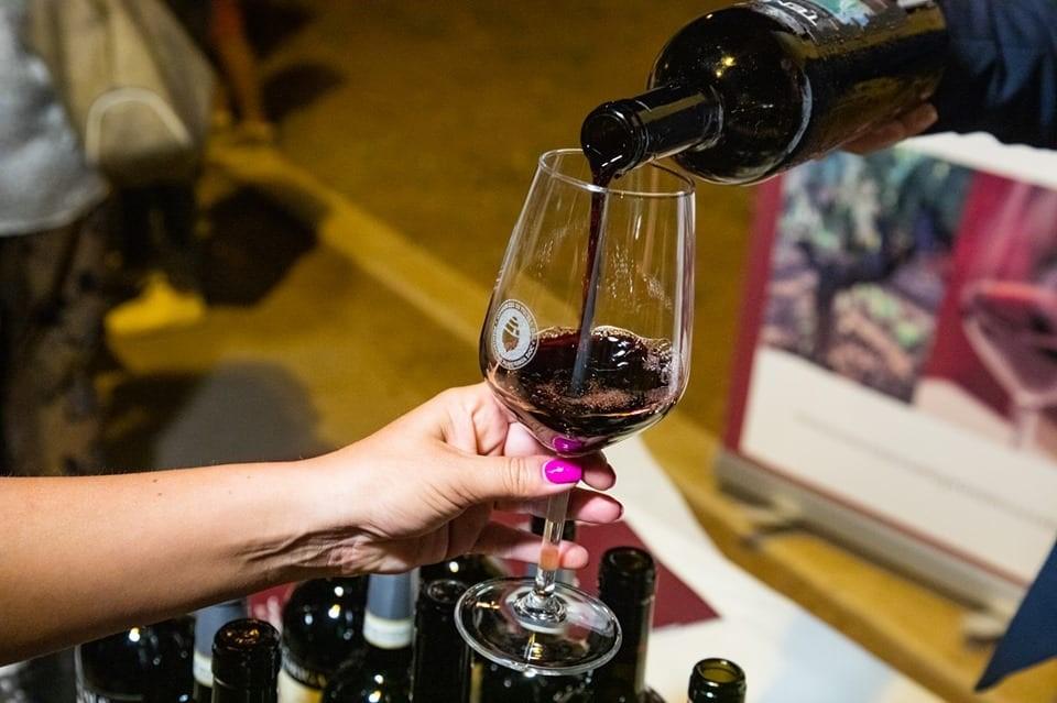 Degustare i vini salentini