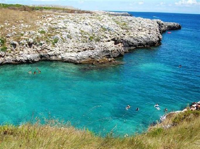 Spiaggia di Porto Badisco Otranto