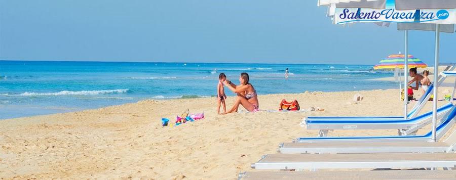 Case Vacanze Pescoluse - Ville e Appartamenti Affitti da Privati nel Salento