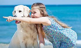 case vacanze che accettano animali - pe-friendly