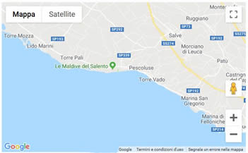 salento maps google