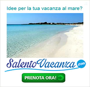 Vacanze nel Salento - Appartamenti Affitti in Puglia